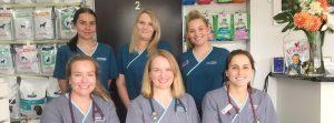 Monier veterinary Clinic team